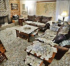 Can someone clean this room for me??? It's a mess!! Would anyone mind??? You will get paid A LOT!!!if you know what I mean