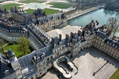 France: The Château de Fontainebleau can proudly claim to have been a sovereign residence for eight centuries.