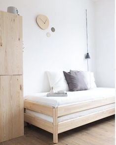 """Explore our internet site for more relevant information on """"murphy bed ideas ikea apartment therapy"""". It is an excellent spot to learn more. Cama Ikea, Murphy-bett Ikea, Best Murphy Bed, Murphy Bed Plans, Modern Murphy Beds, Guest Room Office, Guest Rooms, Ikea Guest Bed, Outdoor Kitchen Design"""