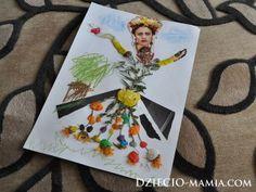 spring, mrs. spring, collage
