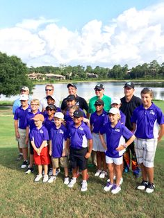 Izzy M. Pellot had a great time playing in the Junior PGA League, Team Wekiva