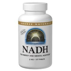 Source Naturals NADH 5mg, 60 Tablets (Health and Beauty)  http://www.amazon.com/dp/B000YFZ3MG/?tag=hfp09-20  B000YFZ3MG