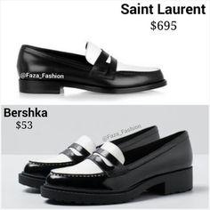 Saint Laurent Vs Bershka سا لورا x بيرشكا (١٩٩ ريال سعودي)