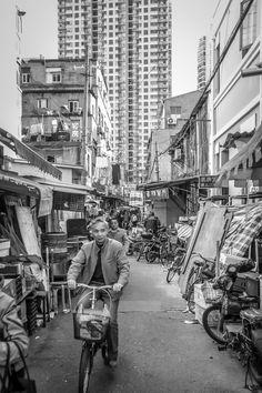 https://flic.kr/p/uJQdtA | Old Street - Shanghai - China | Canon EOS 700D