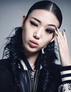 W Magazine Korea 2014