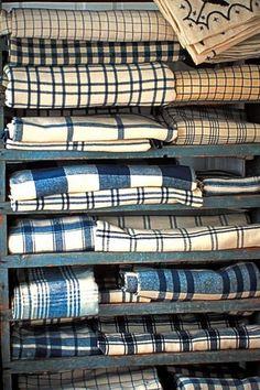 Vintage textiles - source unknown
