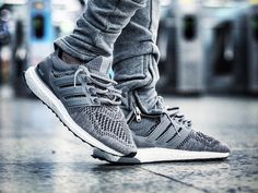watch 95551 a1c9f Adidas Ultra Boost Wool Grey - 2015 (by anson1019) Adidas Schuhe,  Bekleidung,