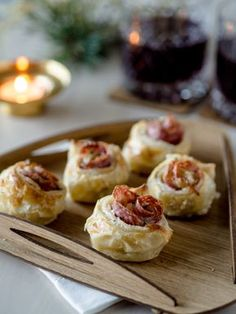 Xmas Food, Snacks Für Party, Savory Snacks, Food Festival, No Bake Cake, Food To Make, Goodies, Food And Drink, Appetizers