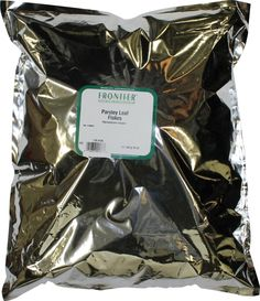 Frontier Herb Parsley Leaf - Flakes - Bulk - 1 lb