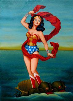 Isabel Samaras painting (8)