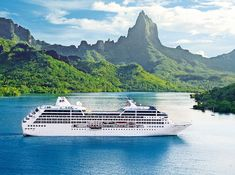 Tahitian Princess in Moorea. Please contact me and book your next #Princess #cruise #vacation!