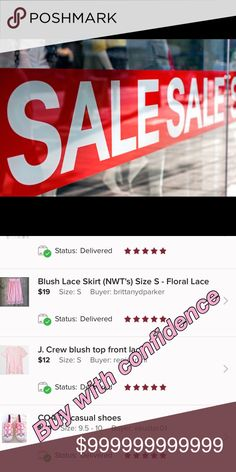 Memorial Day Sale! Closet Price Drop! LAST DAY! Happy Memorial Day!!!  To celebrate I did a full closet price drop (10% & up).  Don't miss out on this sale and buy with confidence!  **Sale ends tonight 5/29/2017 midnight (pacific time)** Other