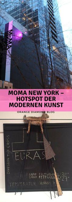 MoMa New York - Free Hot Spot in New York. Das Museum lockt zahlreiche Besucher und begeistert mit der modernen Kunst! Wir haben die Highlights für euch!