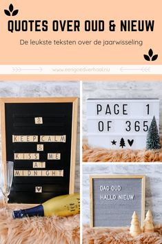 Licht Box, Boxing Quotes, Diy Banner, Halloween Season, Walking In Nature, New Years Eve, Mood Boards, Happy New Year, Letter Board