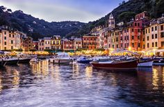 Portofino, Italy .. one day ! ....