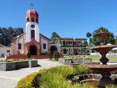 Iglesias colombianas. Vereda El Tablazo, Rionegro, Colombia