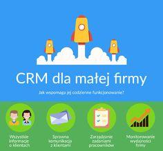 CRM dla małej firmy — więcej niż oprogramowanie #CRM #prostyCRM #systemCRM #quickCRM https://quickcrm.pl/crm-dla-malej-firmy/