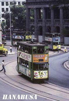 香港の移動は路面電車!香港 旅行・観光の見所を紹介!