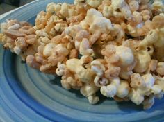Winter White Popcorn