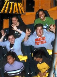 Funny Roller Coaster Pic 11