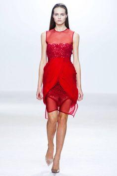 Giambattista Valli Paris Fashion Week Spring 2013