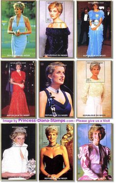 Princess Diana's Gowns - Google Search