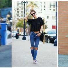Outfits con jeans: la prenda estrella de tu armario, ¡aprnde cómo combinarla!