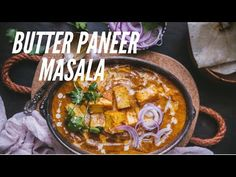 This Paneer Butter Masala is a quinessential Indian curry prepared with cottage cheese in aromatic rich tomato based gravy. Bengali Veg Recipes, Indian Food Recipes, Ethnic Recipes, Butter Paneer Masala, Garam Masala, Vegetable Puree, Indian Curry, My Cookbook, Cottage Cheese