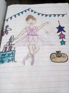 Bailarina de balet Disney Characters, Fictional Characters, Aurora Sleeping Beauty, Disney Princess, Art, Dancing Girls, Fantasy Characters, Disney Face Characters