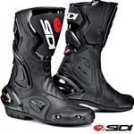 """Sidi Boots - Vertigo Lei for Ladies / Women  Sidi Boots has been the name brand of choice for decades for agressive """"spirited"""" street riders, track day enthusiasts and amateur and professional racers.  Sidi designed the Vertigo Lei specifically for women.  Click the picture of the boots two times to see more about this and other boots in the Sidi line."""