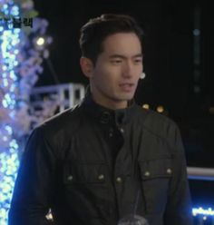 Goodbye Mr. Black: Lee Jin Wook