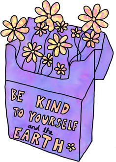 'be kind flower cigarette box' Sticker by andilynnf – Best Drawinges Bedroom Wall Collage, Photo Wall Collage, Picture Wall, Collage Art, Room Posters, Poster Wall, Aesthetic Art, Aesthetic Pictures, Trippy Drawings