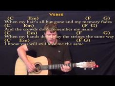 Thinking Out Loud - Strum Guitar Cover Lesson with Chords/Lyrics - YouTube