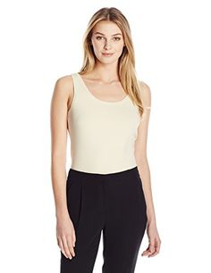 NICZOE Womens Perfect Tank Sand Shell Medium >>> You can get more details by clicking on the image.