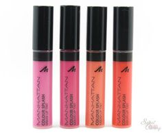 Manhattan Colour Splash Liquid Lip Tints http://www.sweetcherry.de/2013/09/review-manhattan-style-trip-le.html
