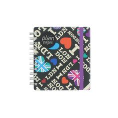 i heart london A7 notebook from Paperchase