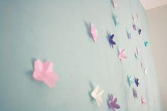 DIY : Cherry Blossom en Kirigami – Poulette Magique