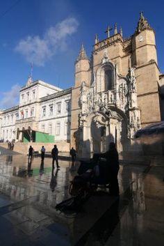 Igreja de Santa Cruz, Coimbra Portugal