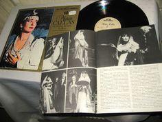 Maria Callas - Gli Del Delia Musica 16 - Ifigenia, Lp mint, Booklet