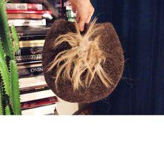 #clutch #wool #accessories #texture #handmade #polarB #comingsoon #thankyou