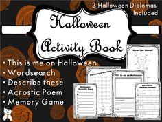 It's Clementine's: Halloween Resources