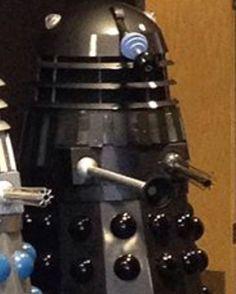 """16 Likes, 1 Comments - Paul Clews (@paulkclews) on Instagram: """"#Dalek #Sec #DrWho #DoctorWho #DalekForHire #Dalek4Hire #Whovian #Wedding #Party #Birthday…"""""""