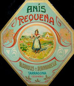 ULTRAMARINOS-BEBIDAS-LICORES-REFRESCOS-ANTIGUOS PRODUCTOS ESPAÑOLES-RAFAEL CASTILLEJO