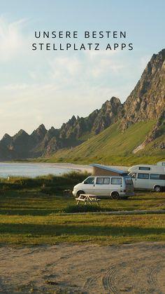 Das Wohnmobil ist gebucht. Die Reise naht. Neben der Routenplanung steht jetzt auch die Suche nach den besten Stellplätzen im Reiseland auf dem Programm. Damit das nicht zum nervenaufreibenden Suchspiel wird, haben wir für euch einige nützliche Stellplatz-Apps für Europa, Kanda, die USA, Australien und Neuseeland getestet und zusammengestellt. Denn die schönsten Wohnmobil-Touren der Welt hängen immer auch von der richtigen Vorbereitung ab. Camping Lamp, Diy Camping, Camping Hacks, Work Travel, Travel List, Europa Camping, Provence, Minivan Camping, Camping Gadgets