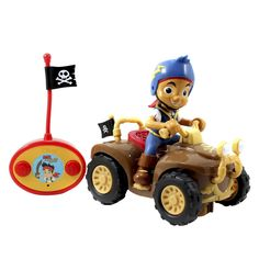 Disney Jr Jake And The Neverland Pirates Rc