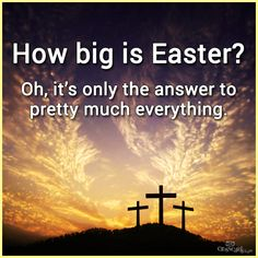 #Easter means everything  Like, Repin, Share!