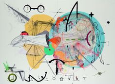 Aditya Pande,You Are Here, 2011, courtesy of Aicon Gallery