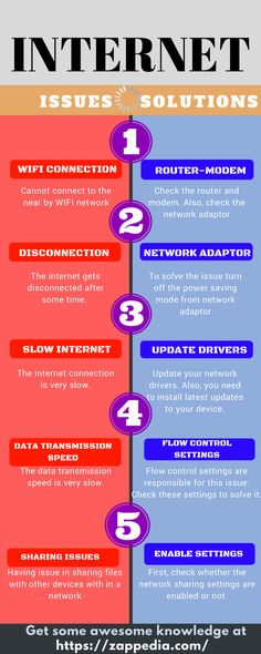 Internet Issues and Solution Infographic, Knowledge, Internet, World, Infographics, The World, Visual Schedules, Facts