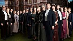 Downton Abbey (Costumes & Sets from Series 1 & 2) ~ Sweet Sunday Mornings