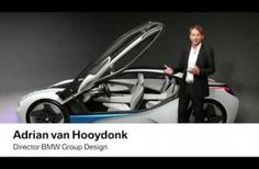 "The BMW i8.  ""It's the sports car of the future, the way BMW imagines it."" That's how Adrian van Hooydonk, director of BMW's group design, described the BMW Vision EfficientDynamics"" two-door four-seat vehicle. BMW's overarching goal was to combine breath-taking speed and groundbreaking efficiency."